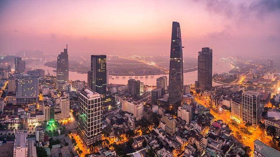 Ho-Chi-Minh-City-1 - Vietnam