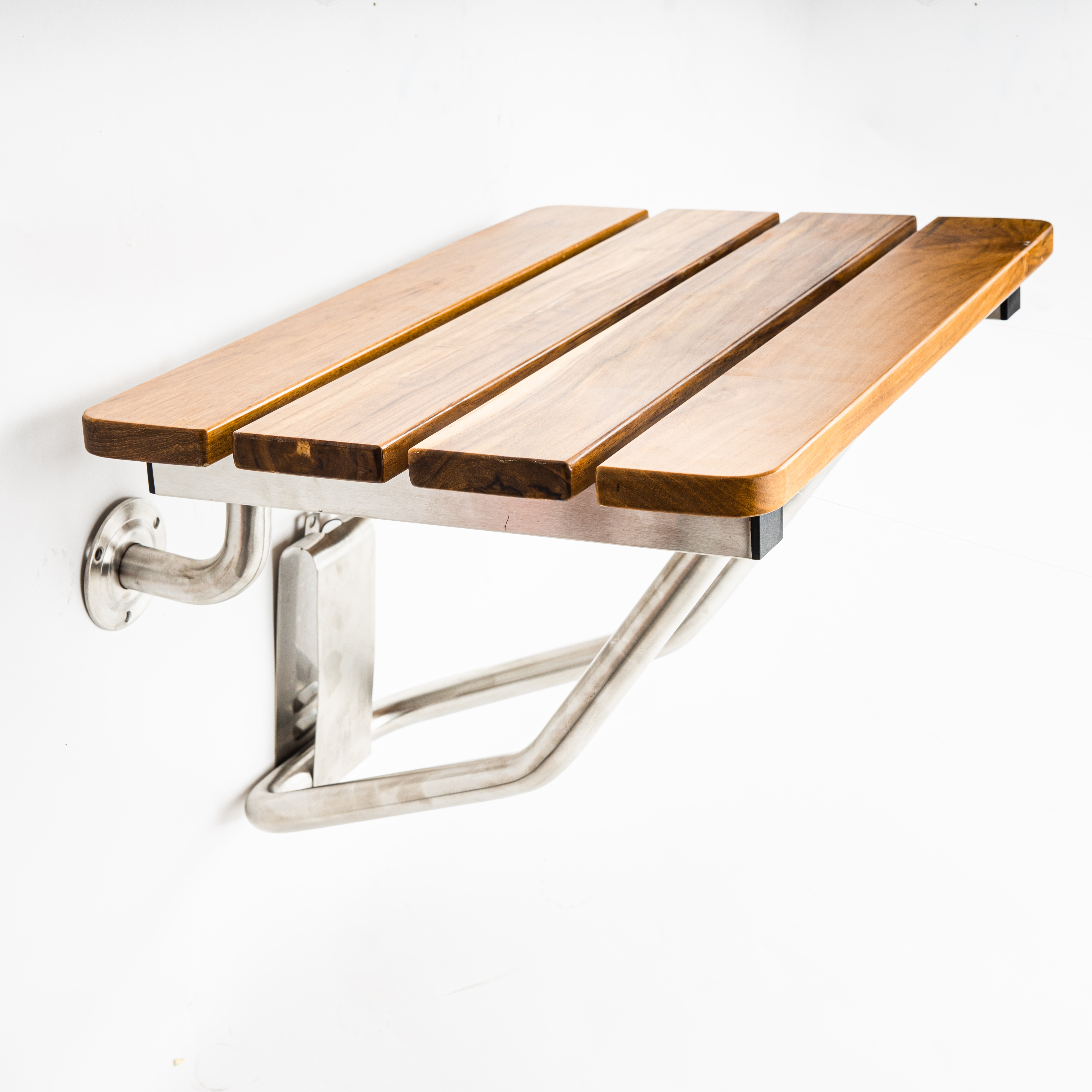 Seaport Shower Seat by GreatGrabz