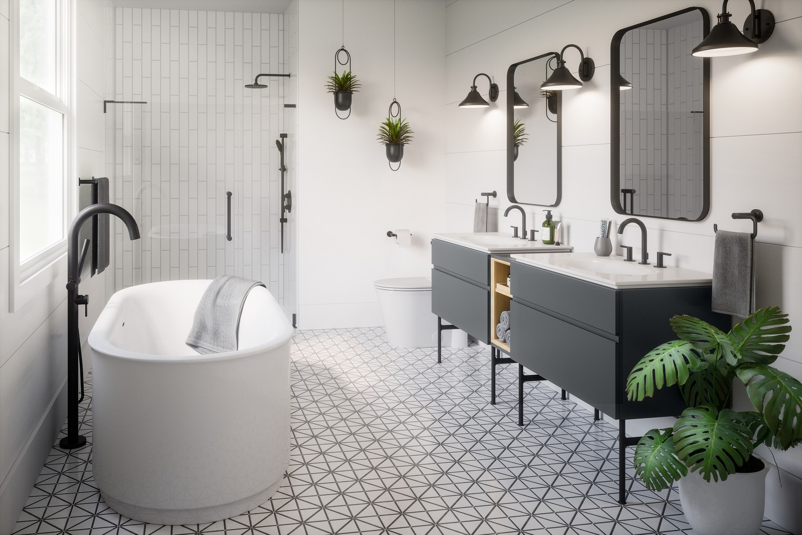 The Studio S Collection, which launched at KBIS 2020, by American Standard. Photo: Courtesy of American Standard