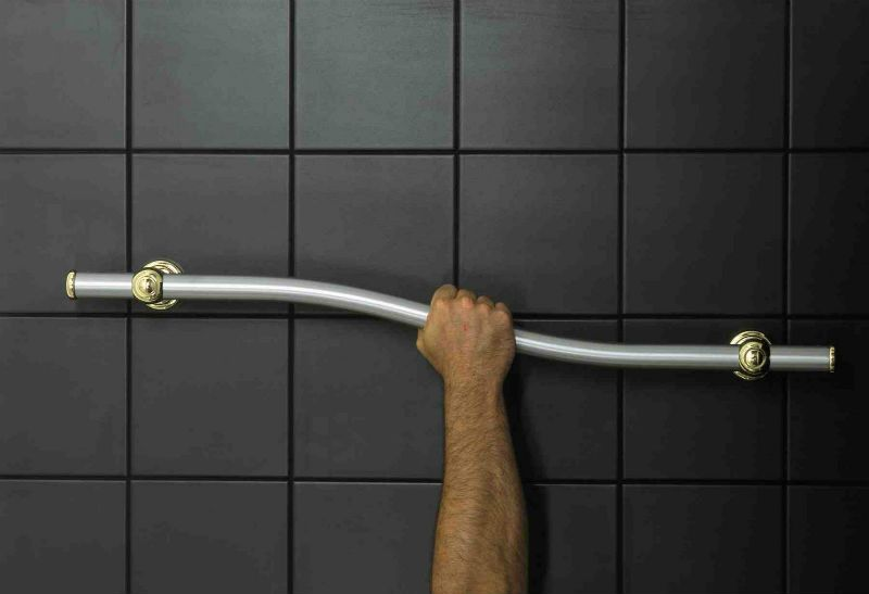 GreatGrabz Signature Series - Wave Grab Bar
