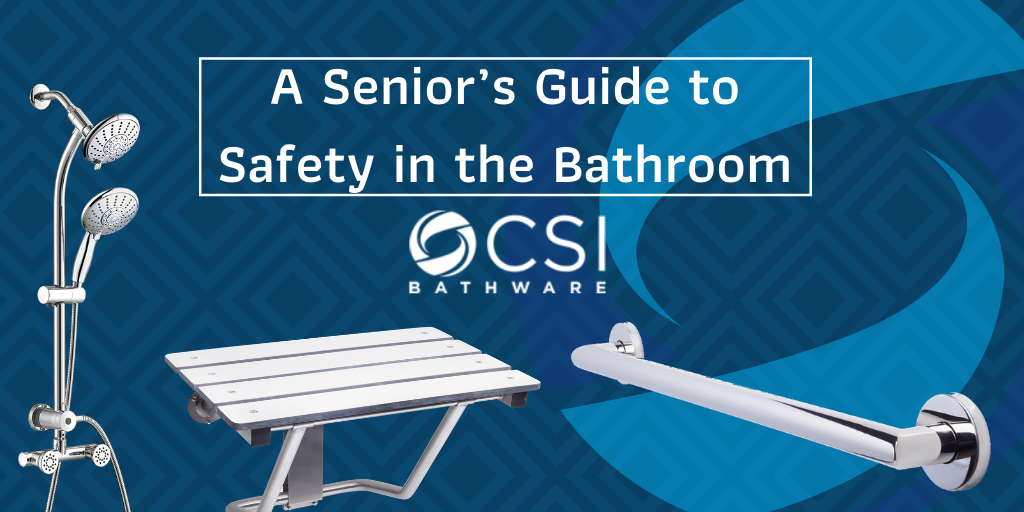 A Senior's Guide to Safety in the Bathroom