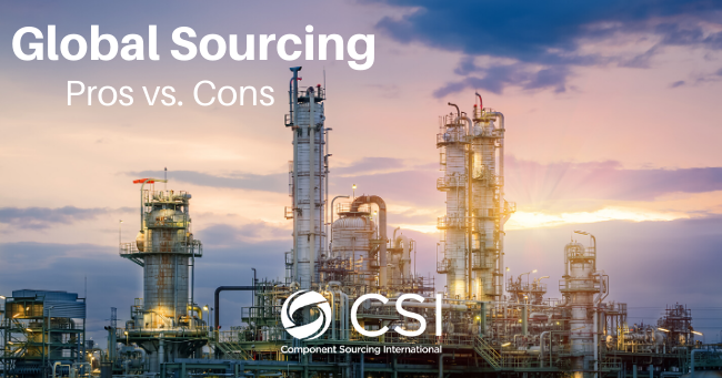 The Pros and Cons of Global Sourcing