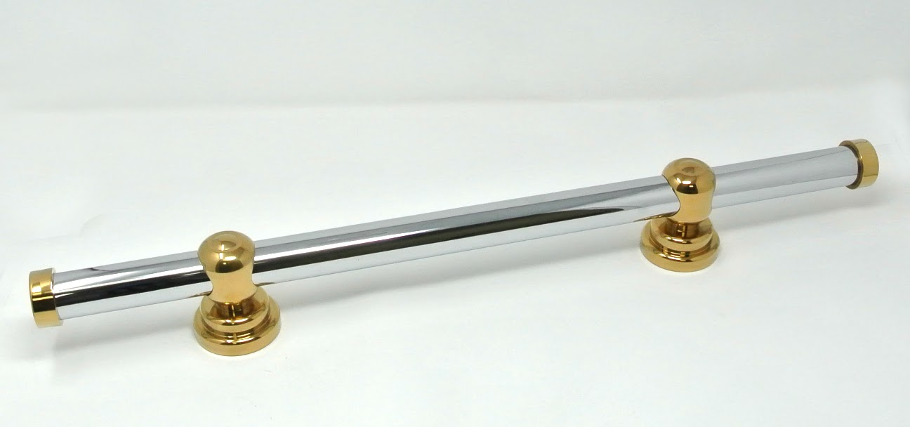 GreatGrabz Horizon Metal Grab Bar