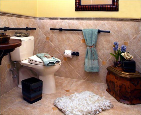 Small Bathroom, Big Design